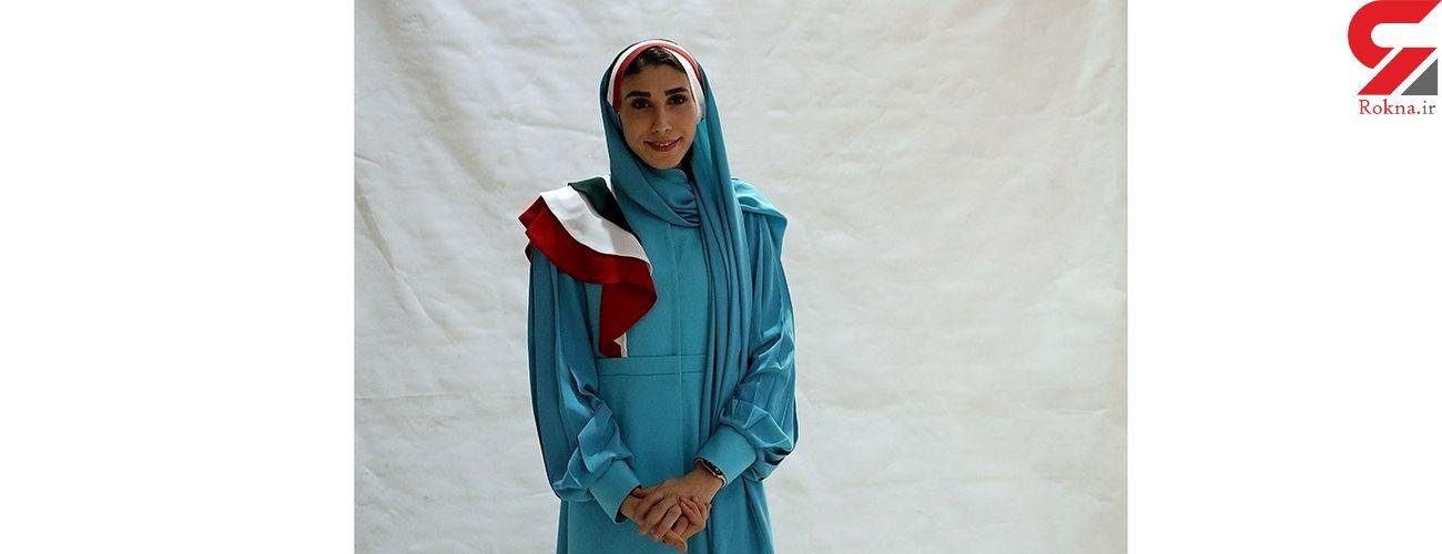 افشاگری درباره نحوه طراحی لباس زنان المپیکی ایران / پای رانت در میان است! + صوت و عکس