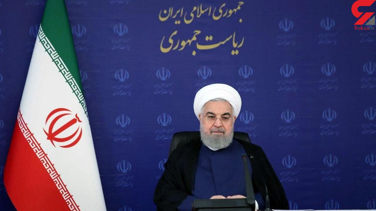 روحانی: واکسیناسیون این هفته آغاز میشود/ درگذشت میناوند و انصاریان هشداری برای مردم ماست
