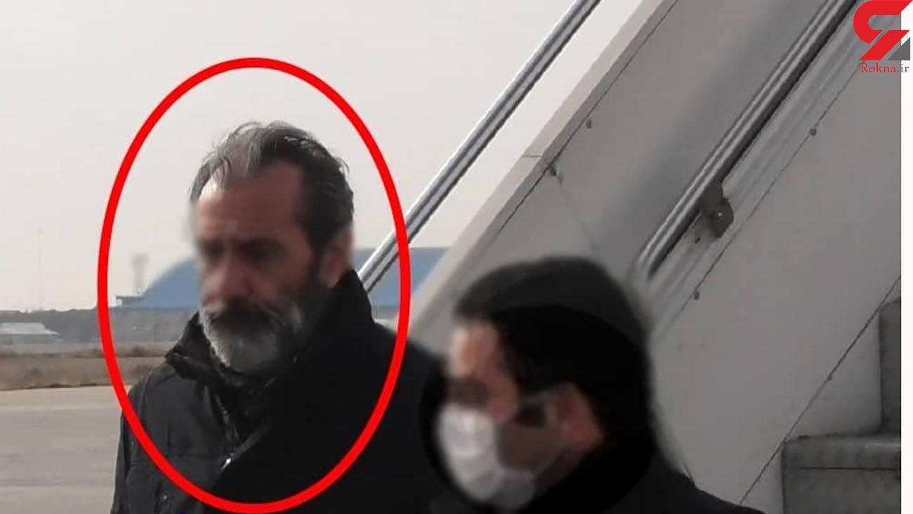 بازداشت عماد ادواردشرقی به اتهام جاسوسی در تهران + عکس