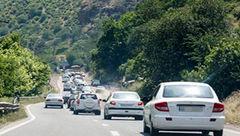 جاده چالوس امروز ۲۸ اسفندماه یکطرفه میشود