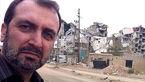 شمشادی خبرنگار ایران از شایعه شهادتش در سوریه پرده برداشت / برای سرم جایزه گذاشتند!+عکس
