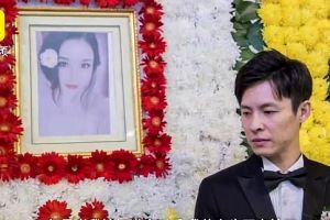 ازدواج عجیب مرد عاشق با نامزد فوت شده چینی اش+ عکس