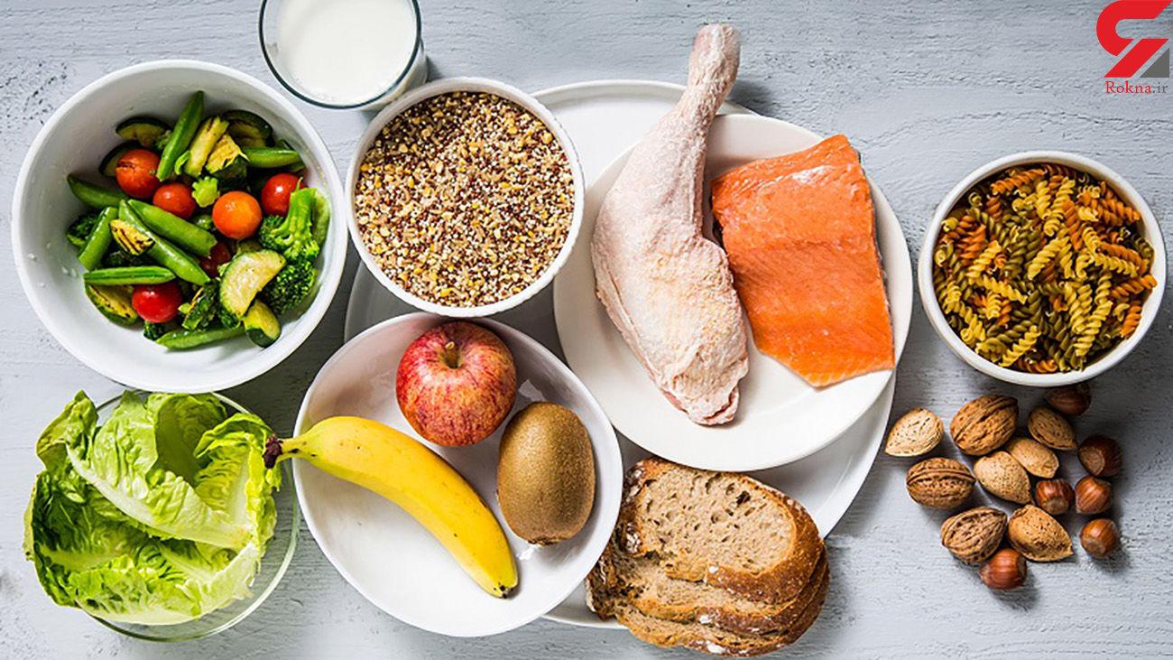 ویژگی های تغذیه سالم چیست؟