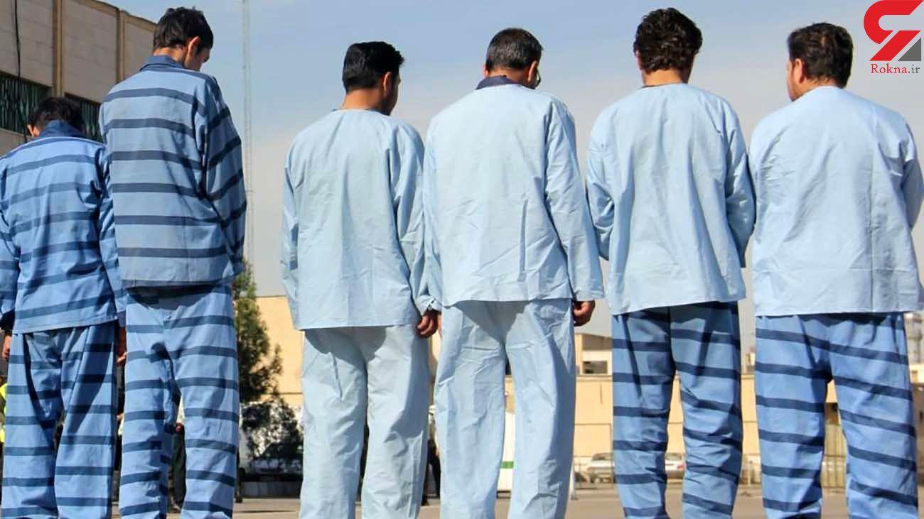 دستگیری 5 قاچاقچی در چهار محال و بختیاری