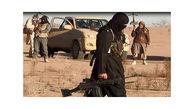 این داعشی خودش قاتل داعشی ها بود ! / او بازداشت شد!