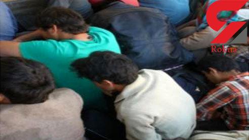 """دستگیری 15 سارق و کشف 41 فقره سرقت در """"ممسنی """""""
