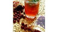 معجزه سلامتی در شربت عناب + طرز تهیه