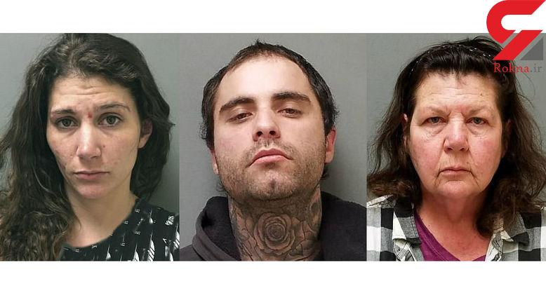 زن جوان شوهرش را کشت و با یک مرد فرار کرد + عکس