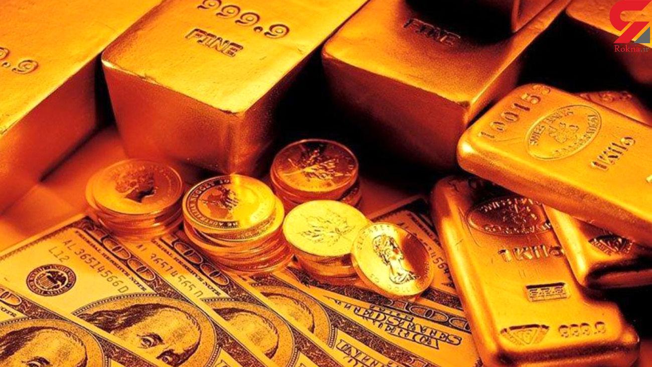قیمت سکه و قیمت طلا امروز پنجشنبه 26 فروردین + جدول