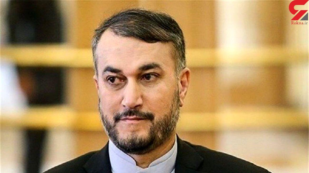موضع تازه وزیر خارجه جدید درباره مذاکرات وین