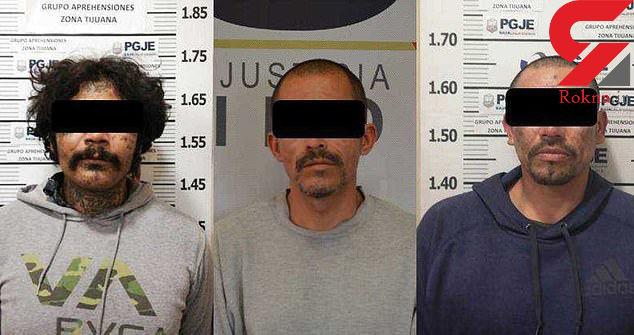 مرگ های دردناک 3 پسر در شکنجه های سیاه 3 مرد غلط انداز + عکس ها