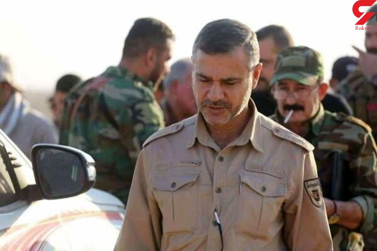 Cmdr. of 9th Brigade of Iraq's Hashd al-Sha'abi assassinated