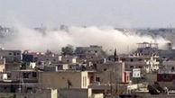 ۱۲ کشته و ۱۵ زخمی در حملات تروریستها به ریف حلب + عکس