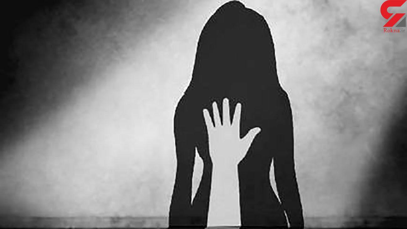 برادر ناتنی پدر بچه خواهرش شد ! /  مرد پلید بازداشت شد / امریکا
