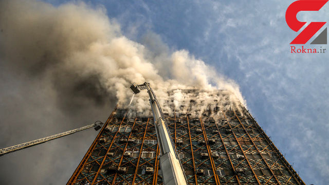 مدیریت بحران در فاجعه «پلاسکو» اشتباه بود
