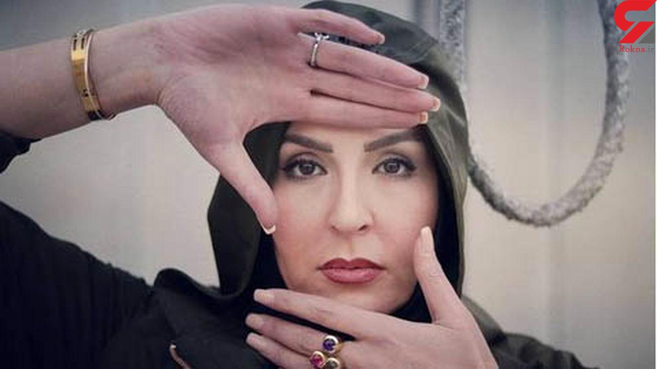 سرقت از خانه خانم بازیگر سرشناس در تهران + عکس خانه آزیتا ترکاشوند