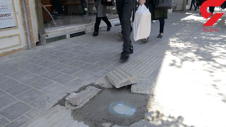 عامل حفر چاله آدم خوار مشخص شد