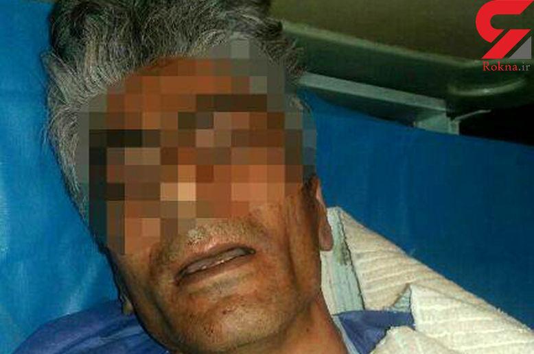 عامل قتل عام تهرانسر قبل از محاکمه مُرد! + عکس