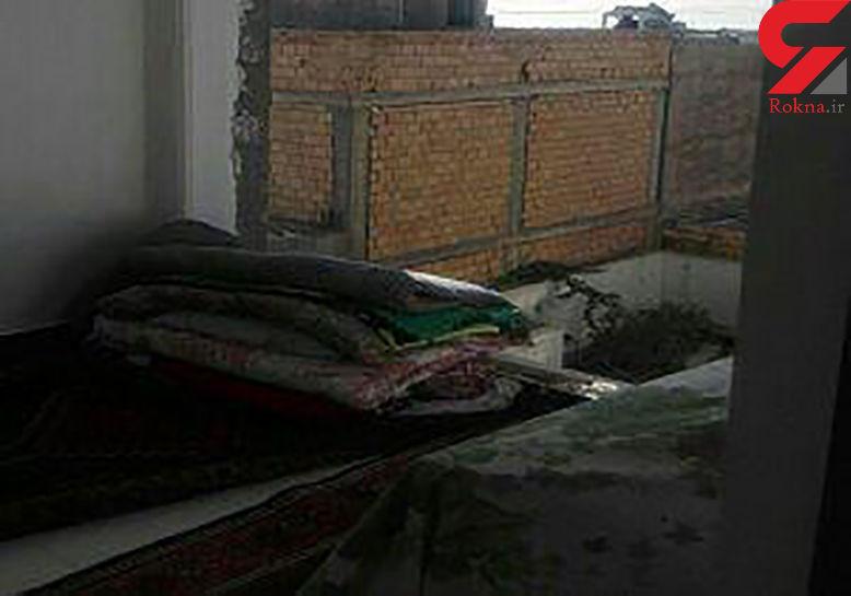سماوری که در گرمسار یک خانه را تخریب کرد