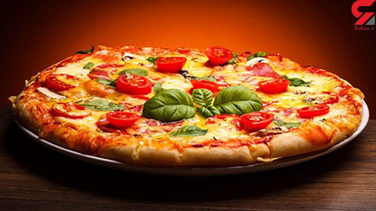 فوت و فن تهیه خمیر پیتزای حرفه ای در خانه
