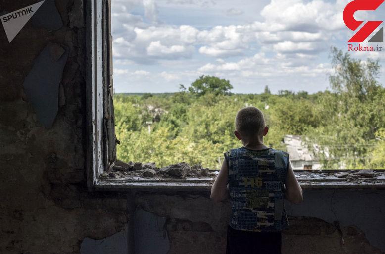 تصاویر تاثیرگذار از شهرهای جنگ زده در تاریخ جهان!