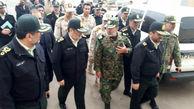 بازسازی مناطق زلزلهزده اولویت دوم است/ حضور 10 هزار نیروی پلیس در کرمانشاه