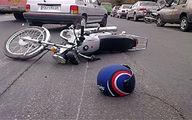 برخورد خونین 2 موتورسیکلت در زنجان