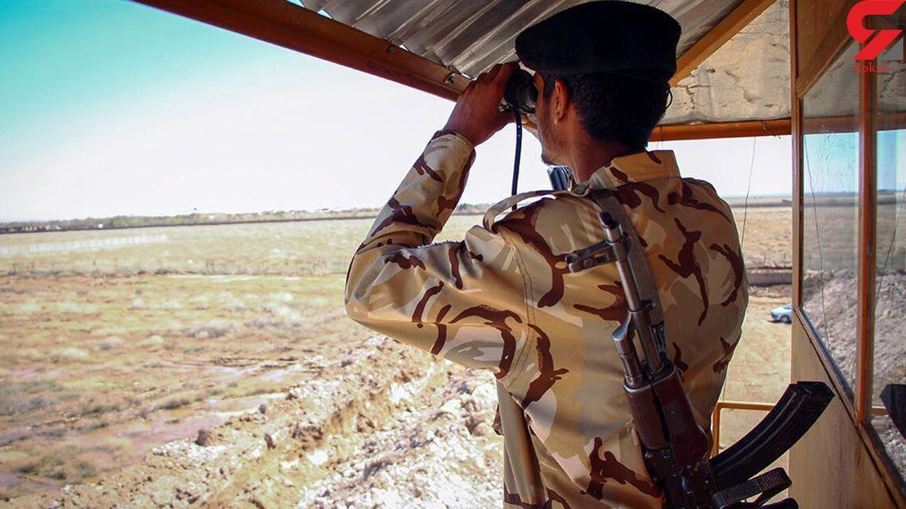 فیلم / شهادت 2 بسیجی در صحنه هلاکت 7 تروریست مسلح / در مرزی سلماس رخ داد