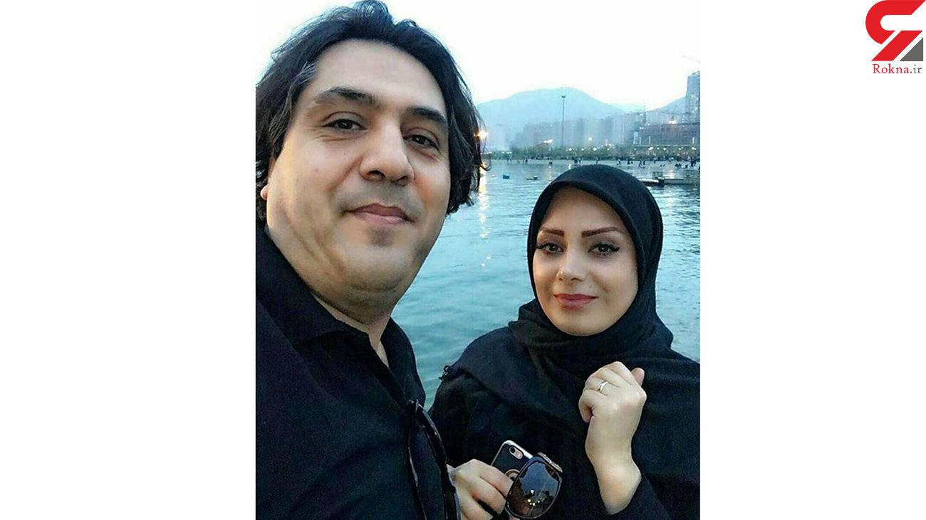 مهاجرت مانی رهنما خواننده پاپ و صبا راد خانم مجری تلویزیونی معروف از ایران +عکس