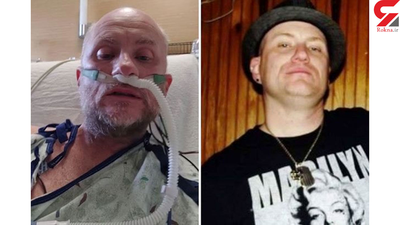 Man who thought he was 'too fit' for Covid says 'this is real' from hospital bed