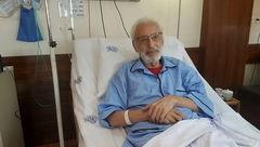 آخرین اخبار از وضعیت سلامت جمشید مشایخی +عکس