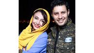 ازدواج ترانه علیدوستی با جواد عزتی جنجالی شد + عکس