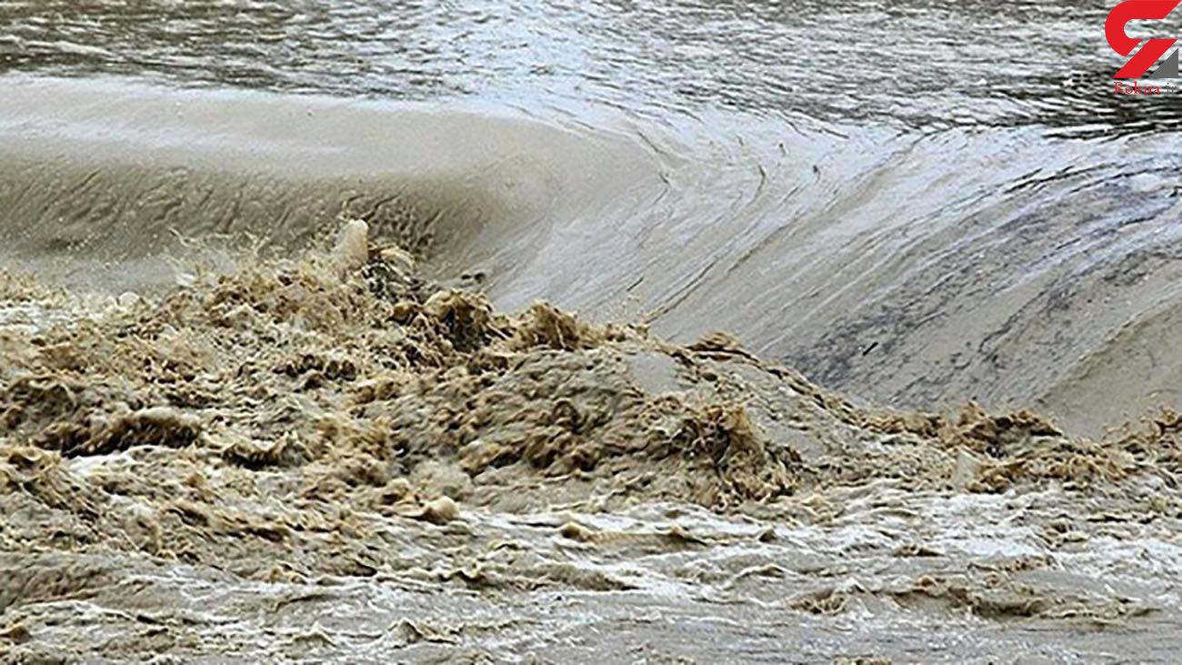خطر سیل در  مازندران