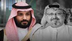 اشک تمساح محمد بن سلمان پس از قتل خاشقجی/ کشتند و تسلیت گفتند! +تصاویر