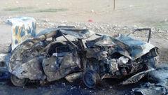 عکس تصادف وحشتناک خودروی سواری سمند و پژو+عکس