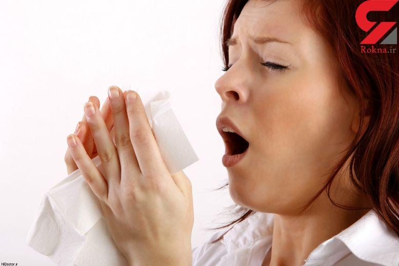 سرماخوردگی با آلرژی چه تفاوت هایی دارد؟