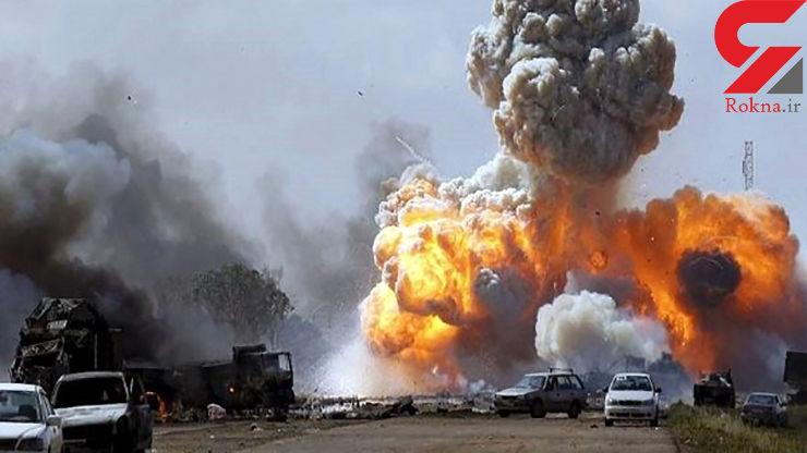 چندین کشته و زخمی در دو حمله انتحاری شهر درنه لیبی