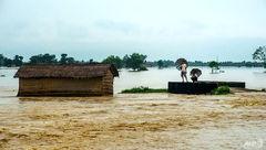نجات ۲۲ هزار نفر از سیلزدگان در هند