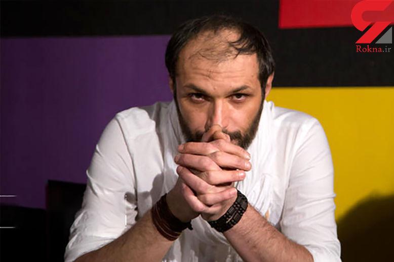 رامین پرچمی در زندان هم به فکر تئاتر است