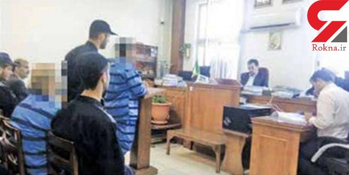 این 10 مرد تهرانی 54 سال در زندان می مانند! / آنها چه کردند ؟!+ عکس و جزییات
