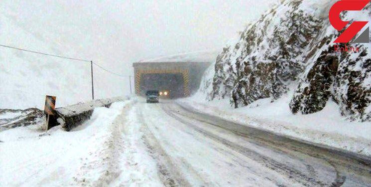 نجات جان 205 مسافر خوزستانی از خودروهای گرفتار در برف
