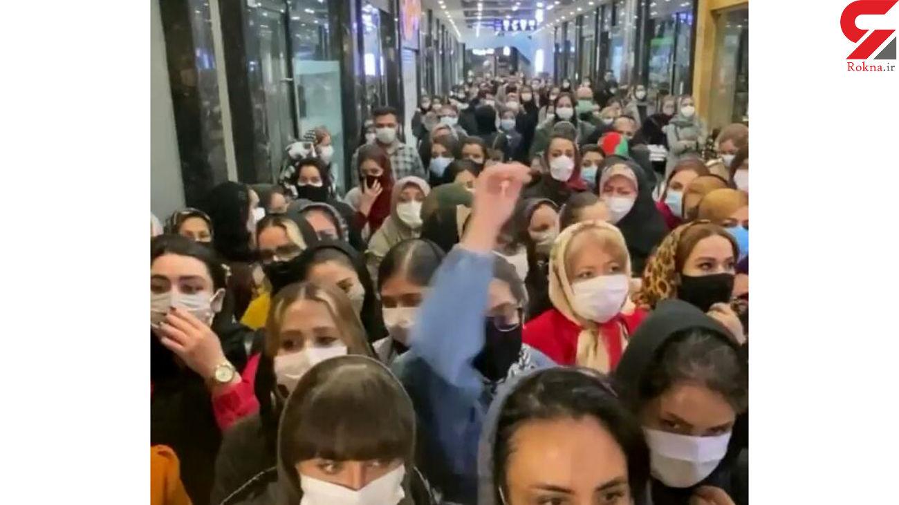 اقدام پلیس با انتشار فیلم جولان کرونا در فروشگاه حراجی! + فیلم