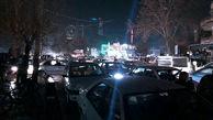 هجوم مردم سلماس به خیابان / آذربایجان غربی روی خط زلزله