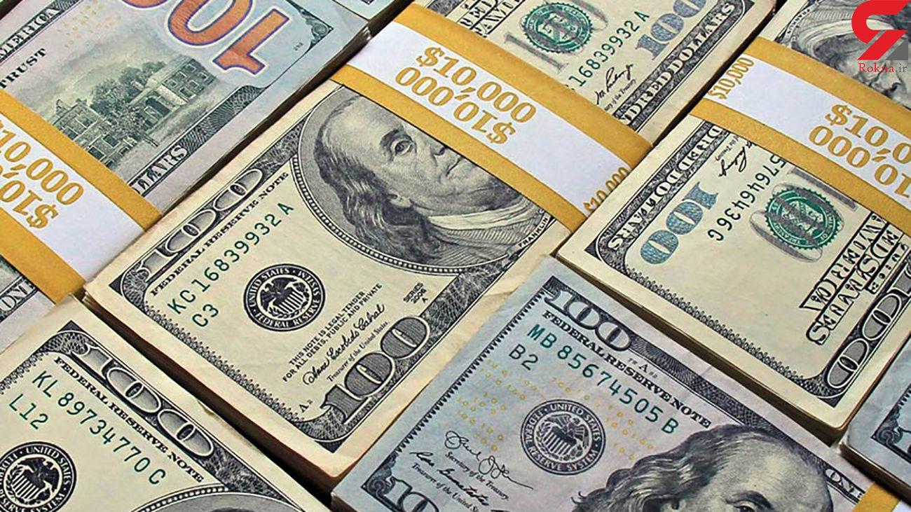 سقوط یک ساعته در بازار دلار