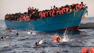 غرق شدن 17 مهاجر در تونس