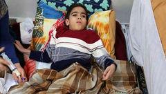 داروی میلیاردی بهای زنده ماندن امیرعلی 8 ساله + عکس