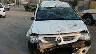 3 مصدوم بر اثر تصادف وحشتناک l90 در جاده خاوران