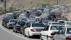 ترافیک سنگین در آزادراه کرج - تهران/وضعیت جوی جاده ها