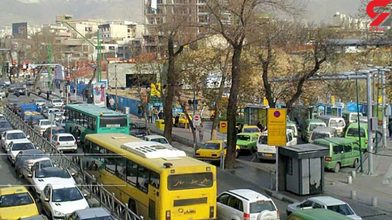 کاهش ساعت کارى خطوط حمل و نقل عمومى در تهران، از فردا
