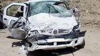 یک کشته و 5 مصدوم حاصل برخورد پراید با ال 90 در زنجان